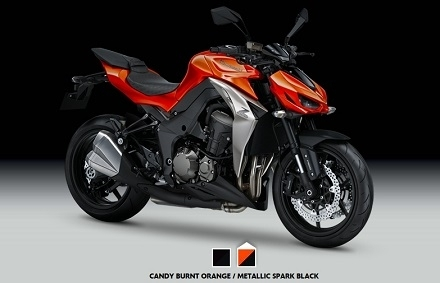 Nouveauté - Kawasaki: la Z 1000 aussi est en édition spéciale