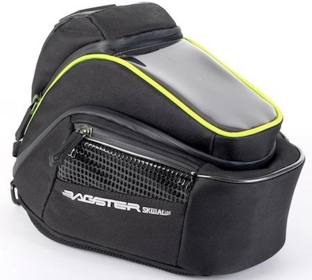 Bagster Matrix: sacoche de réservoir façon Skwal-Line