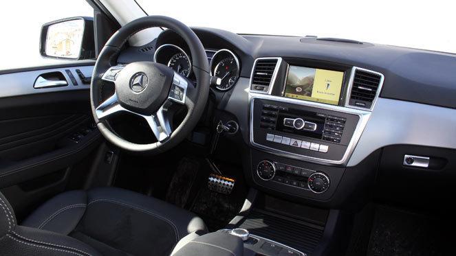 Essai - Mercedes ML350 Bluetec 4Matic : l'étoile à tout faire