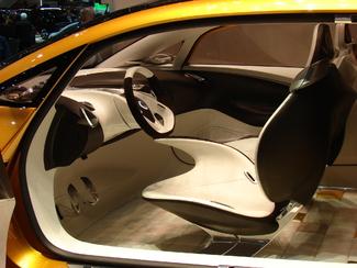 Renault R-Space Concept en direct de Genève : faites des enfants