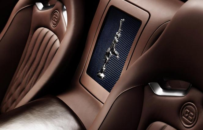 Bugatti présente la Veyron Ettore Bugatti