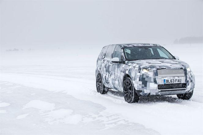 """Land Rover Discovery Sport et Range Sport SVR: """"tease toujours"""""""