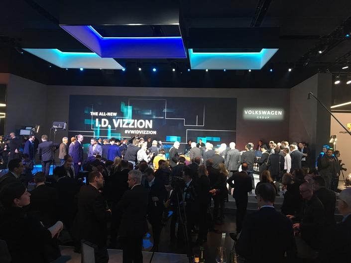 Salon de Genève 2018 - La soirée avant-première du groupe Volkswagen en vidéo