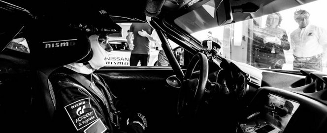 Nissan GT Academy 2014 : Gaëtan Paletou (France) remporte la finale Européenne à Silvertone