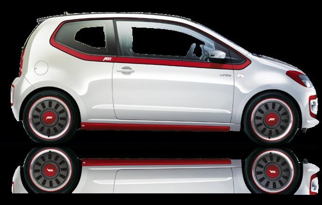 ABT s'empare de la nouvelle Volkswagen Up!