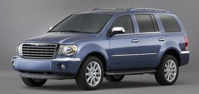 4X4 Hybride: Chrysler veut le meilleur des deux mondes