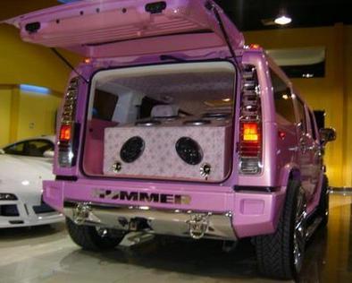 Hummer: La série rose sort son nouvel épisode