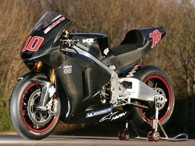 Moto GP: La KR212V est née