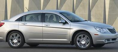 Chrysler offre une Sebring pour une naissance