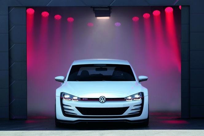 Volkswagen Golf Design Vision GTI et GTI Cabriolet Austria