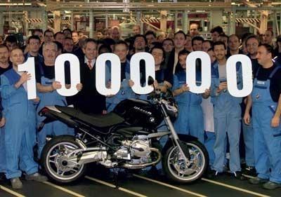 BMW passe le cap des 100 000 à l'année