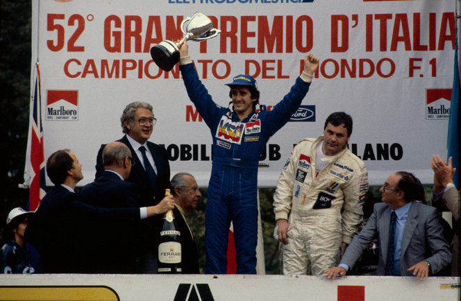 Alain Prost devient ambassadeur Renault