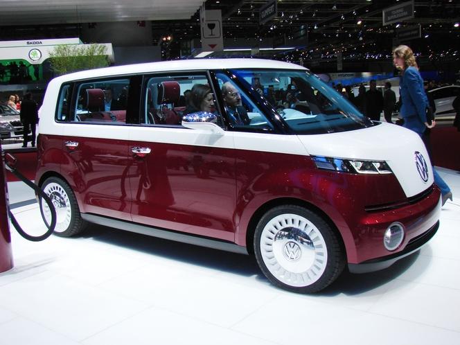Le Volkswagen Bulli en direct de Genève : le Combi du futur