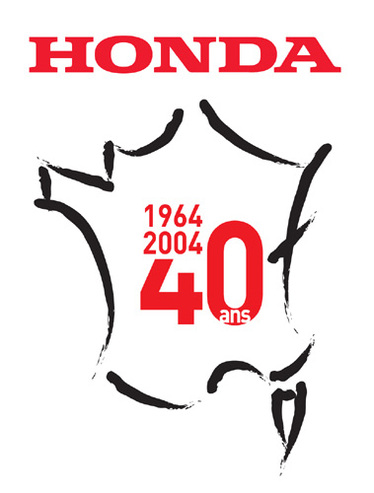 Honda France a 40 ans