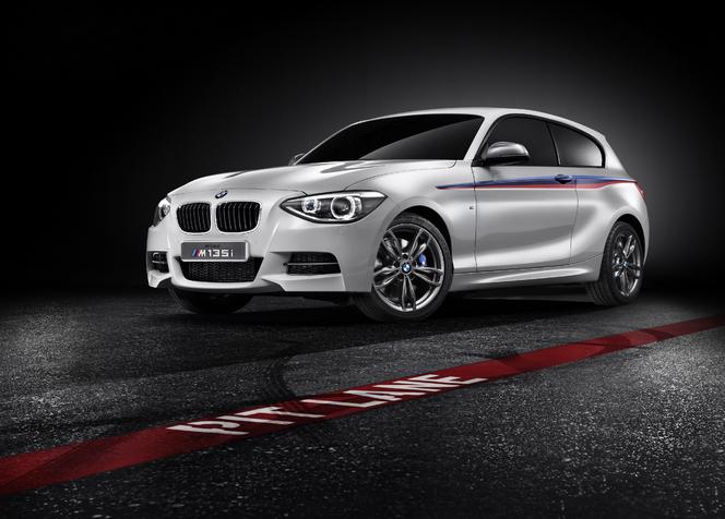 Genève 2012 : BMW M135i Concept, la 3 portes s'annonce en survet'