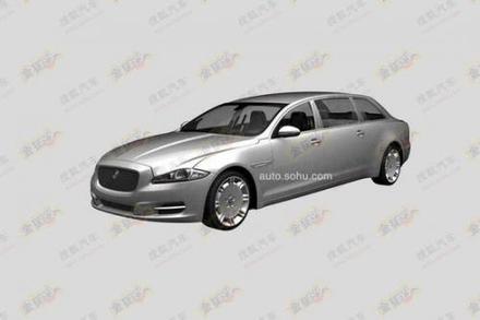 "Jaguar XJ ""longue"": la preuve?"