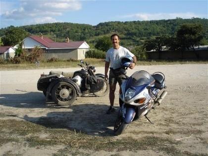 800 000 km à moto