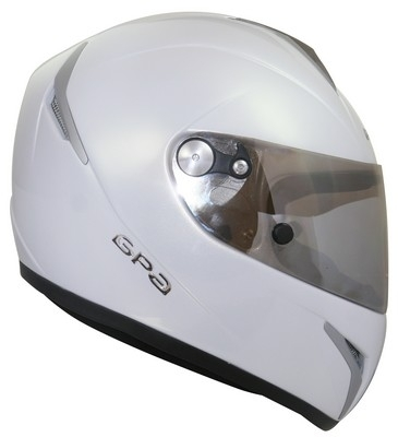 X100, casque racing par GPA.