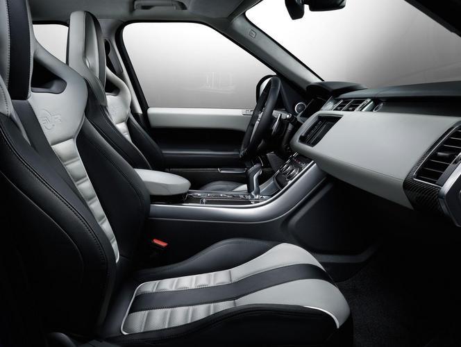 Mondial de Paris 2014 - Le Range Rover Sport SVR enfin devoilé!