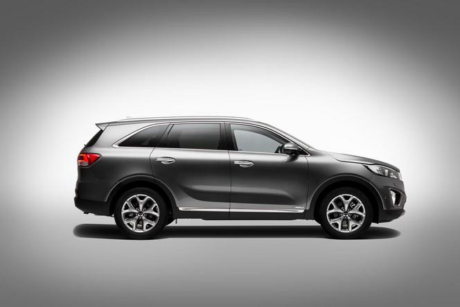 Mondial de Paris 2014 - Le nouveau Kia Sorento est officiel
