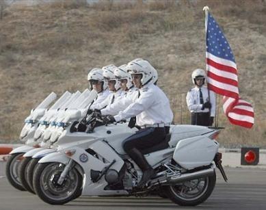 Yamaha: La FJR conquiert l'Amérique