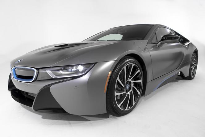 BMW i8 Concours d'Elegance Edition : quelques photos officielles