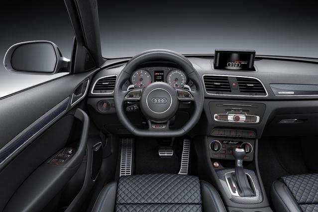 Salon de Genève 2016 - Audi RS Q3 Performance : puissance supplémentaire