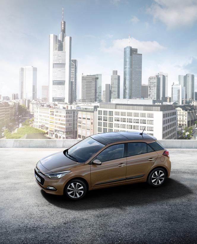 Mondial de Paris 2014 : voici la Hyundai i20