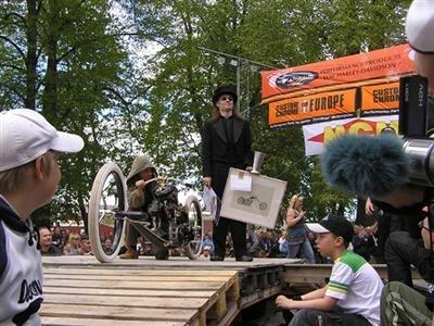 Custom Bike Show 2006 Norrtälje : The Winner
