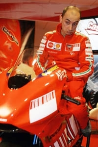 Moto GP: Ducati, tout azimut