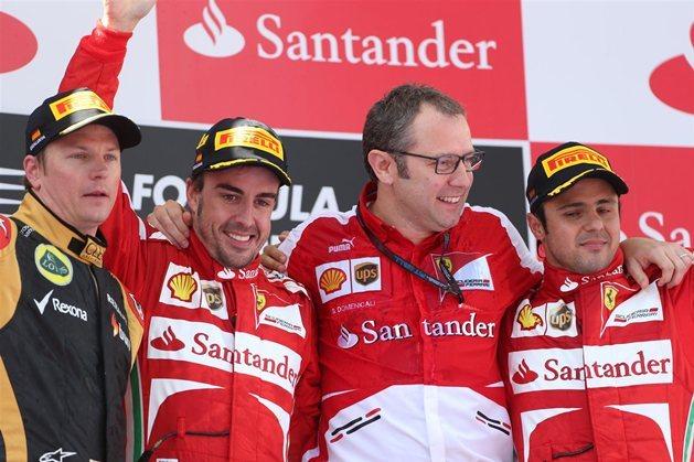 F1 - GP d'Espagne : Alonso gagne à l'usure