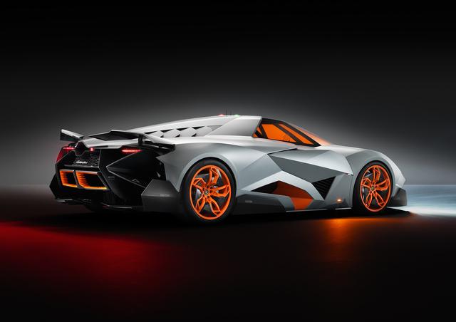 La Lamborghini Egoista est officielle!