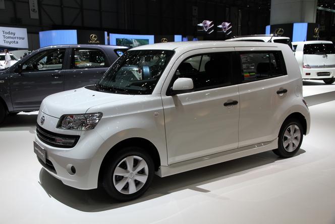 Scoop : un deuxième concept VW Bulli sur le stand Daihatsu