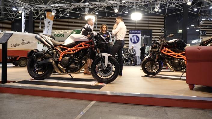 Moto Morini fait son retour en France