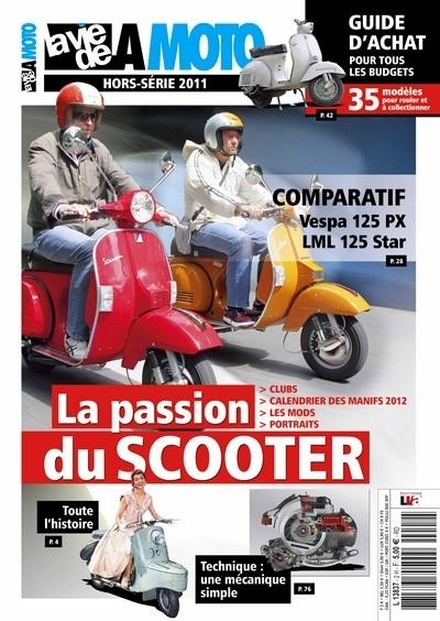 LVM hors série spécial scooter pour le Salon Moto Légende…