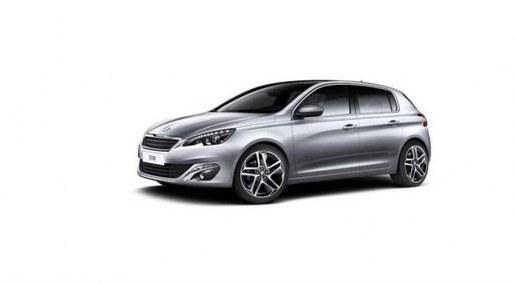Nouvelle Peugeot 308: les 1ères photos officielles en fuite