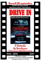 Un cinéma drive-in organisé à Bordeaux, place des Quinconces, le 20 septembre prochain