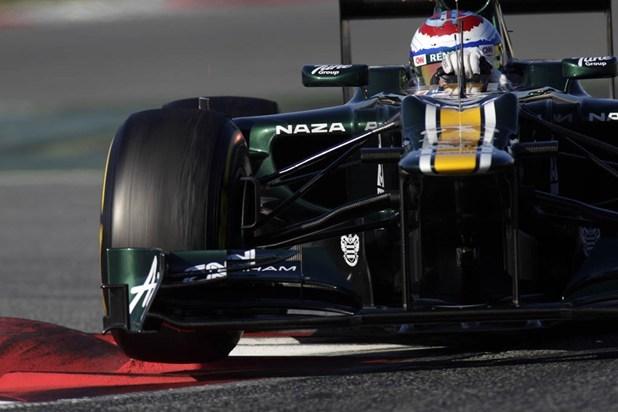 (Minuit chicanes) F1 - Caterham, la petite marque qui monte