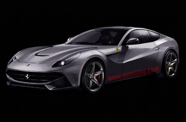 Future Ferrari F620 GT : elle est là !
