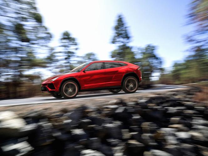 Le Lamborghini Urus confirmé par Stephan Winkelmann, patron de la marque