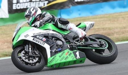 La finale du Championnat de France Superbike se fera à Nogaro mi-septembre