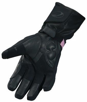 Volute colorée pour le gant hiver Segura Artemis.