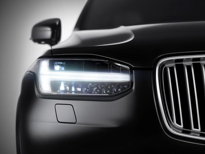 Volvo nous dévoile un bout du XC90