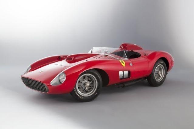 Estimée entre 28 et 32 millions d'euros, une enchère a été d'emblée lancée à 25 millions. Finalement, la Ferrari 335 Sport Scaglietti de 1957, cette Ferrari de légende, est finalement partie à 32 000 000 €, hors commission.