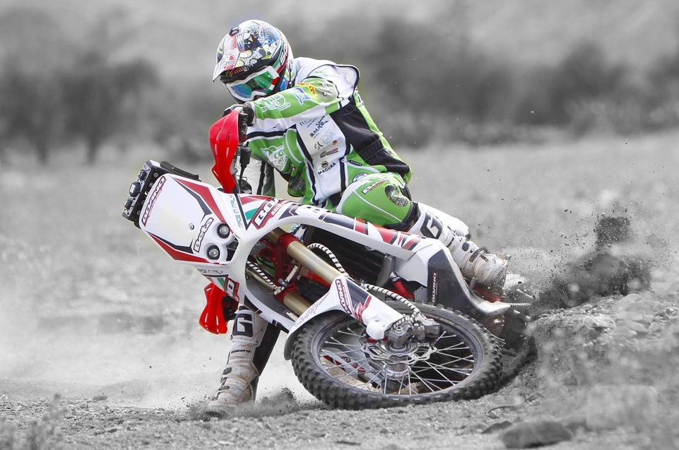 Beta : une Atacama 2015 pour le prochain Dakar
