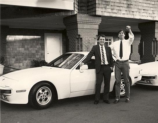 Tesla, Apple, l'hybride… : quand le patron de Porsche se lâche