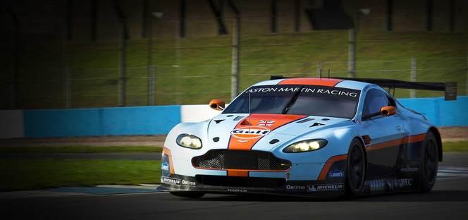 (Vidéo) Nouvelle Aston Martin Vantage GTE: pour le WEC et Le Mans