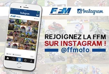 La FFM désormais sur Instagram (avec en prime un jeu-concours)