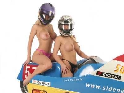 Side car & Sexy : parce qu'à deux c'est mieux !