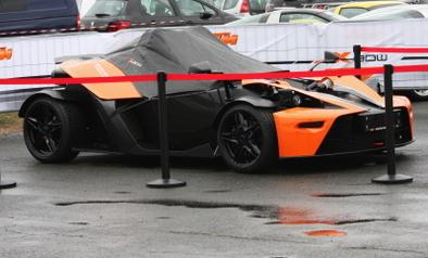 KTM X-Bow : le point sur son arrivée en France